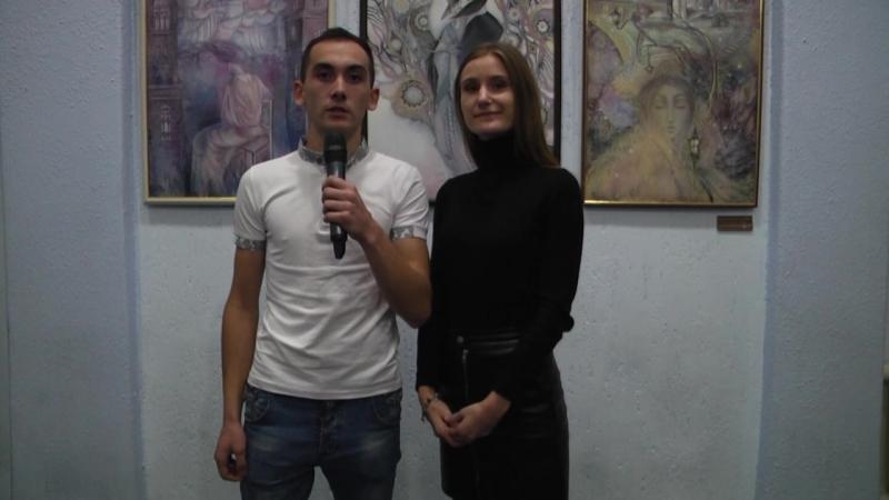Давид Абрамян и Ирина Коренная