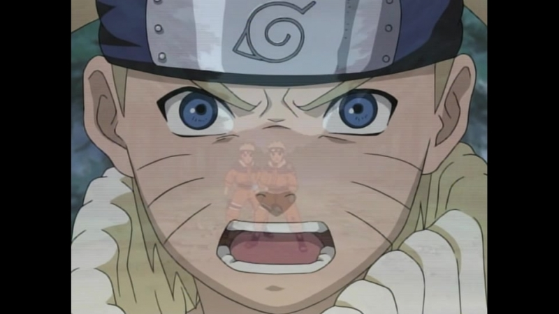 Naruto 105 - Almost to the Goal! A Thunder Roaring Big Battle