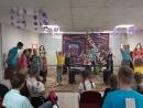 Июнь 2017-песенный вечер- 2 отряд