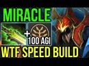 Miracle- 7.07 [Nyx Assassin] WTF MS Speed Build! Shotgun with 100Agi Talent