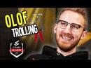 OLOF TROLLING THE CROWD! - Best of MAJOR ELEAGUE Boston - CSGO Part 5