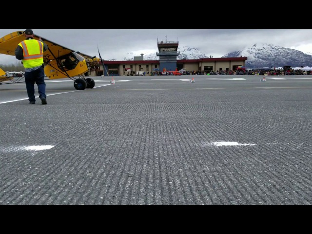 World Record STOL Competition Valdez, Alaska 2017