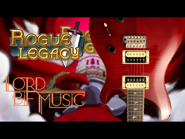 Rogue Legacy Narwhal Lord Bif Cover W Vled Tapas