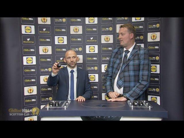 William Hill Scottish Cup 2017-18   Fourth Round Draw