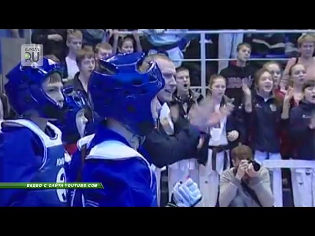 Курганская спортсменка отправится на Первенство России по тхэквондо