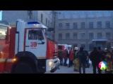 ▶ 251 ребёнок эвакуирован из горящей школы №156 в Нижнем Новгороде