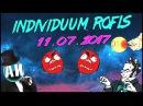 INDIVIDUUM ROFLS FROM FUCKING SHIT STREAM! | 11.07.2017