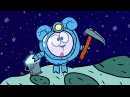❗❓Наука для детей - Пояс астероидов и добыча ресурсов | Смешарики Пинкод - Карамболь