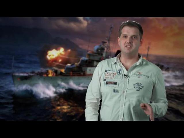 Паназиатские эсминцы в World of Warships. Дневники разработчиков 18