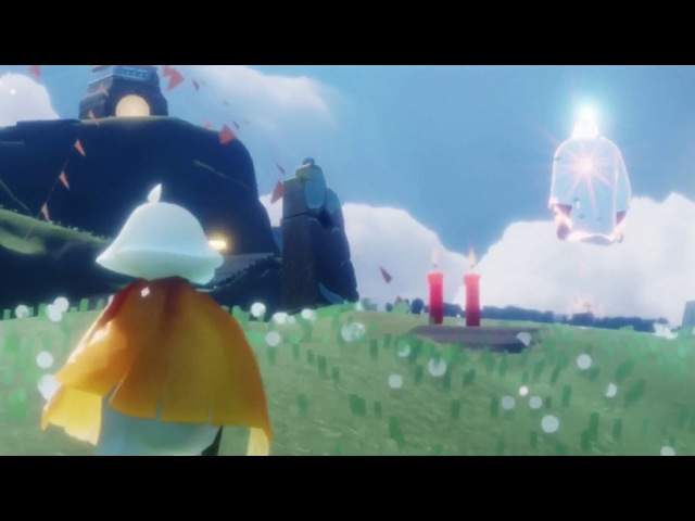 ThatGameCompany's Sky Special Preview ~ iOS