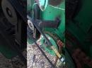 Обзор жатки комбайна Нива после установки режущего аппарата Шумахер