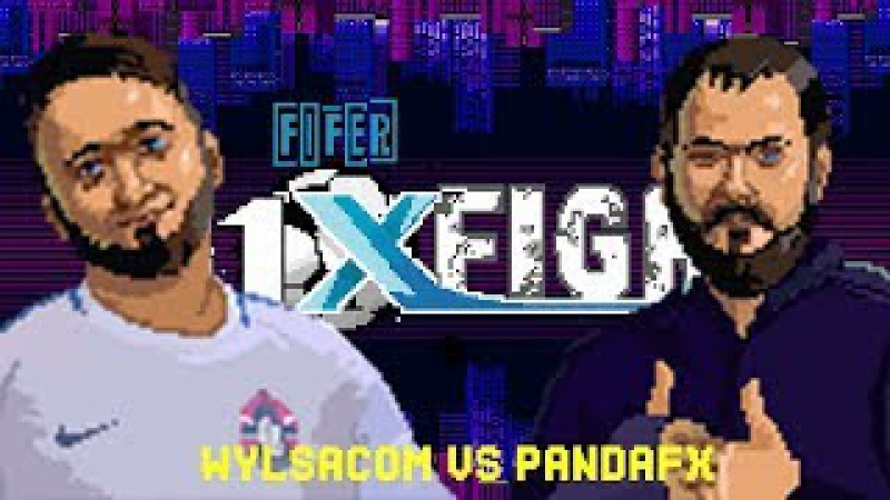 FiferM1Xfight Межсезонье! PandaFX vs Wylsacom !