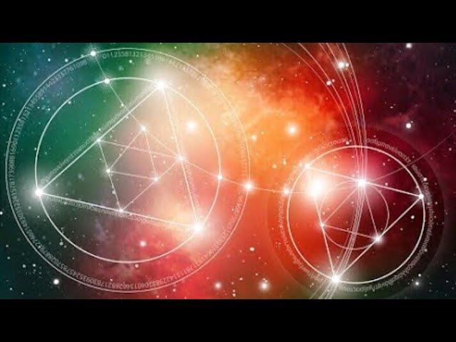 432Hz | Intuición Cristalina. Destruir bloqueos inconscientes y miedo - limpiar la energía negativa