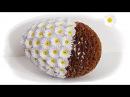 Jajko wielkanocne z papieru _ stokrotki _ quillingowe 🐣 jak wykonać 🐣 krok po kroku 🐣 61