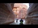 Петра, Иордания - одно из семи Новых чудес света