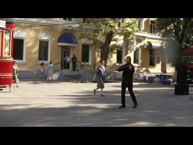Ilya Fiddler — Puttin' on the Ritz