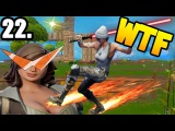 TRAP HOUSE DOUBLE PUMP IS BALANCED Fortnite Fails and Funny Moments #22 (Daily Battle Royale)