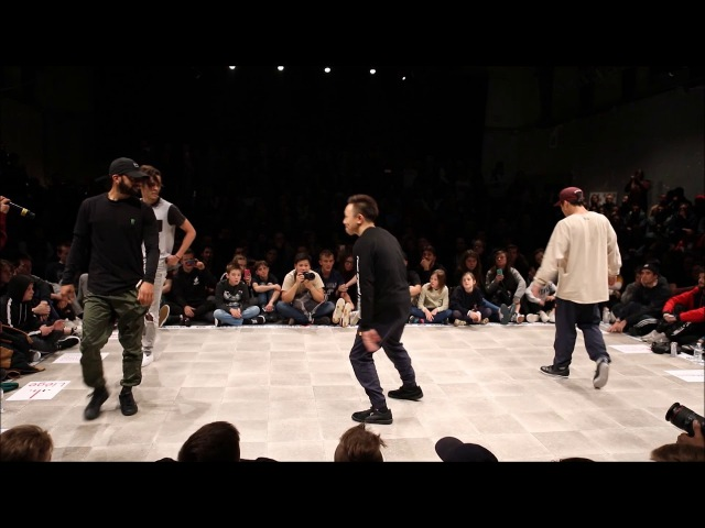 Gravity Zeku vs Issei Taisuke [2on2 Semi-Final] ► LCB