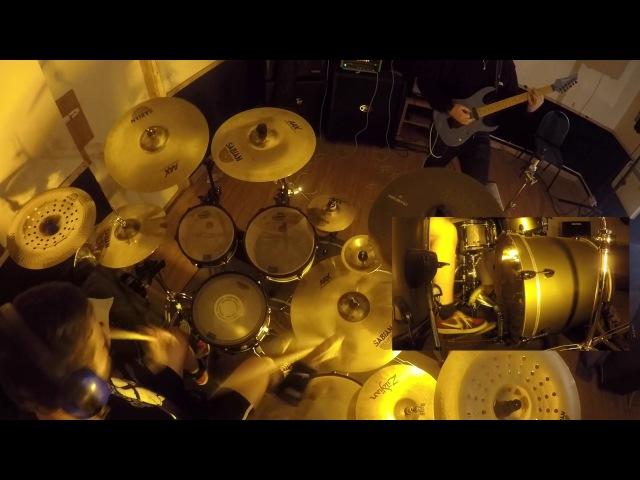 Party Cannon - Soft, White, Gelatinous Body (Drum Playthrough)