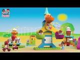 LEGO 10840 DUPLO Большой парк аттракционов My Town