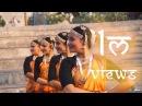 Shape of you ft. Swalla Classical Dance By Nrutyam Dance Academy