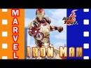 Фигурка Железный Человек Марк 42 1:4 Делюкс | Iron Man Mark 42 1:4 Deluxe Version Hot Toys