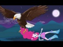 EAGLE KIDNAPPING GIRL🦅 Pinkie Pie and Paw Patrol save her PARODY My Little Pony MLP nursery rhyems