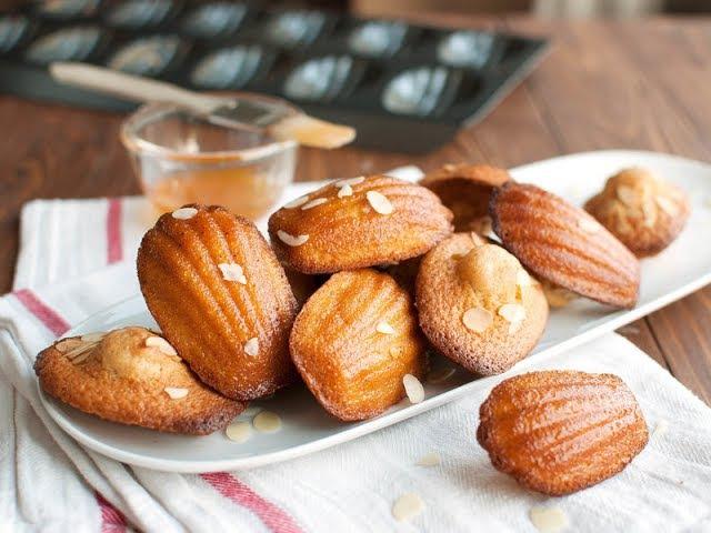 Французское печенье Мадлен пошаговый рецепт