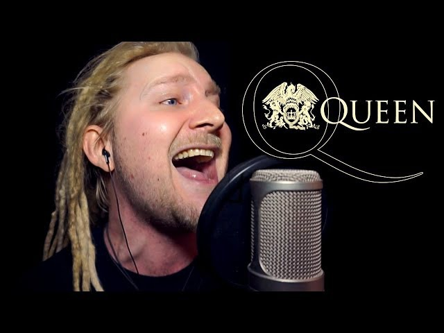 The Show Must Go On (Live Vocal Cover) Queen