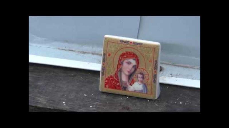 В селе Старая Безгинка Новооскольского района освятили новую часовню на роднике Параскевы Пятницы