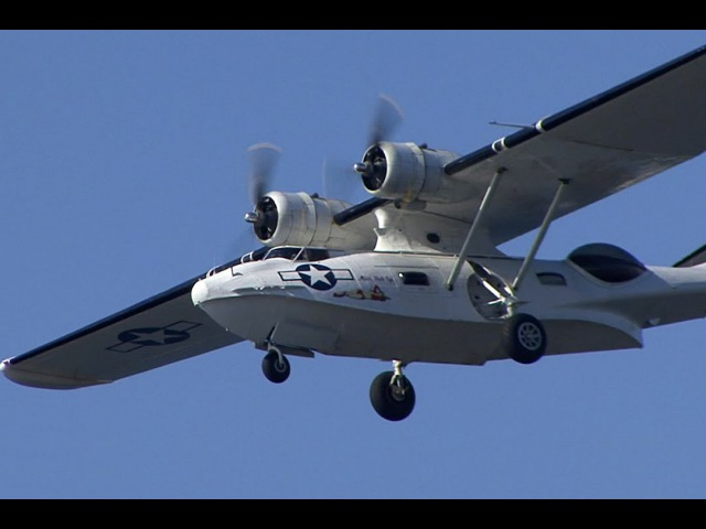 Consolidated PBY-5A Catalina Miss Pickup