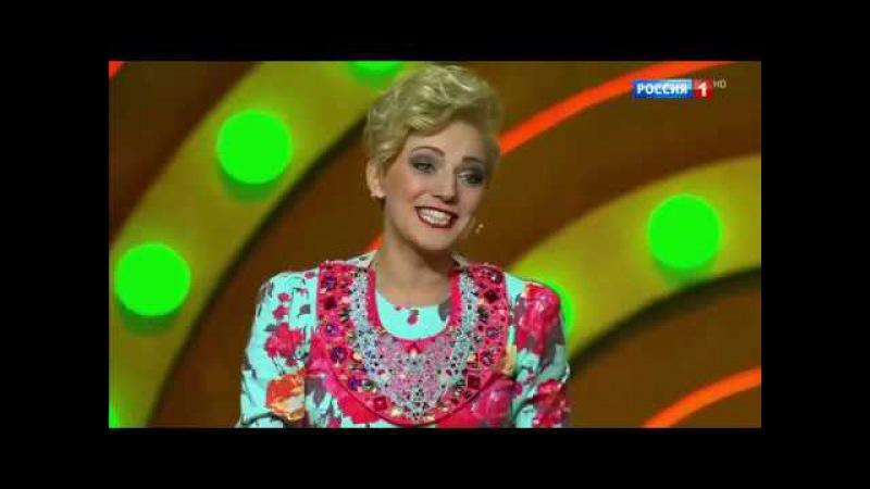 Дарья Руднева - Народные песни Петросян Шоу!