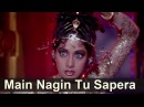 Main Nagin Tu Sapera Khel Wohi Phir Aaj To Khela Sridevi Hindi Dance Song Nigahen
