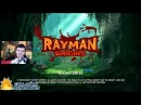 Играем в Рейман Шаткие пещеры 7