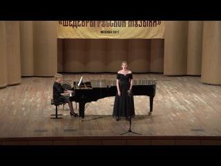 IV Всероссийский конкурс вокалистов имени Наталии Шпиллер