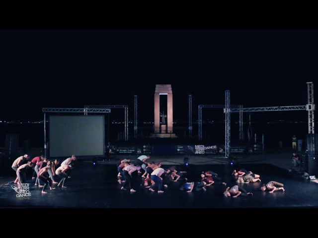 Final show LAB 3 - Carolina Mancuso Joeri Alexander Dubbe's choreo