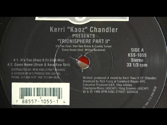 Kerri Kaoz 6:23 Chandler feat. Dee Dee Brave, Freddy Turner - It's You (Kaoz 6:23 Club Mix)