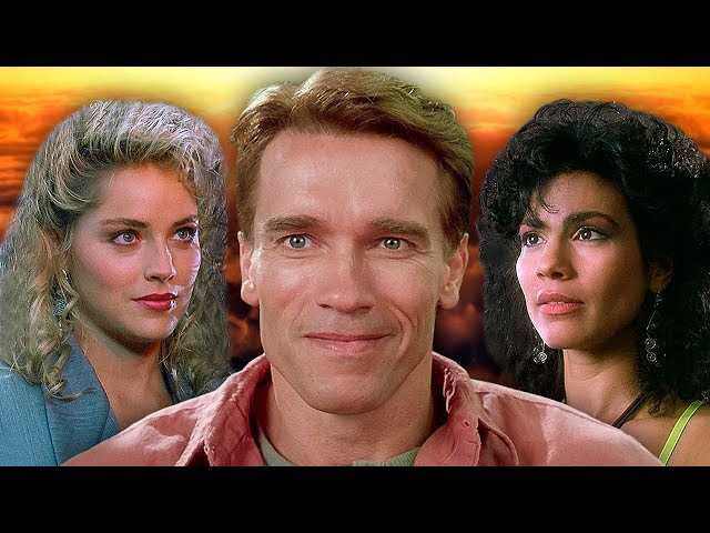 TOTAL RECALL - Then and Now 2017 ✪ Real Name and Age