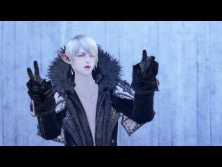 【MMD】エル男でエンゼルフィッシュ【TERA】