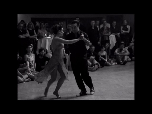 Festivalito Tango Primavera Zürich 2017: Mariano 'Chicho' Frumboli Juana Sepulveda 'El Amanecer'