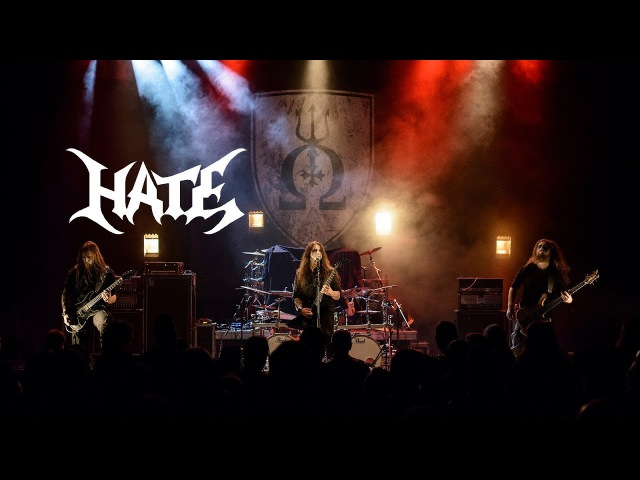 Hate - Hearts of Steel (live Grenoble - 16102017)