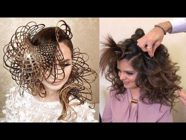 New AMAZING Hairstyles by Georgiykot || Instagram VIRAL Compilation 2018
