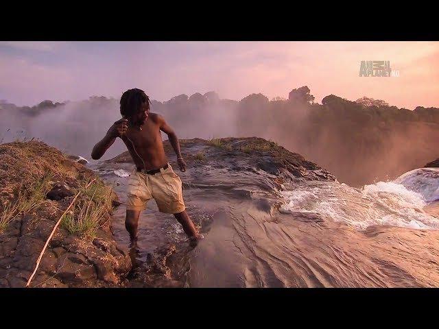 В дебрях Африки. Замбези река жизни