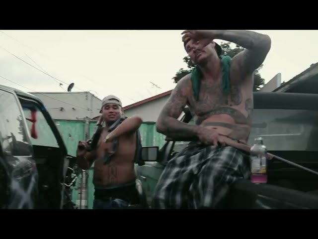 Baby Bounce Ft Panda Badazz - On My Own (Official Music Video)