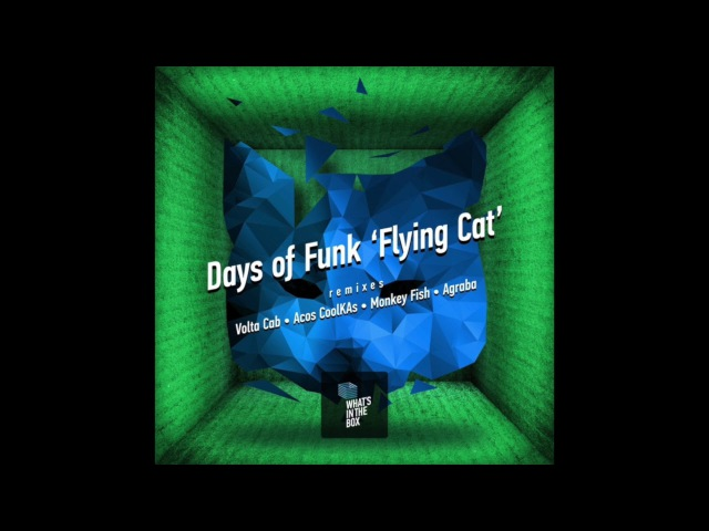 Days Of Funk – Flying Cat (Acos CoolKAs Remix)