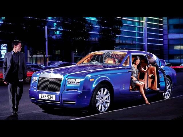 Rolls Royce Phantom Coupe UK spec '2012