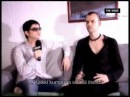 Placebo Meds tour 2007  - Brian Molko and Stefan Olsdal interview