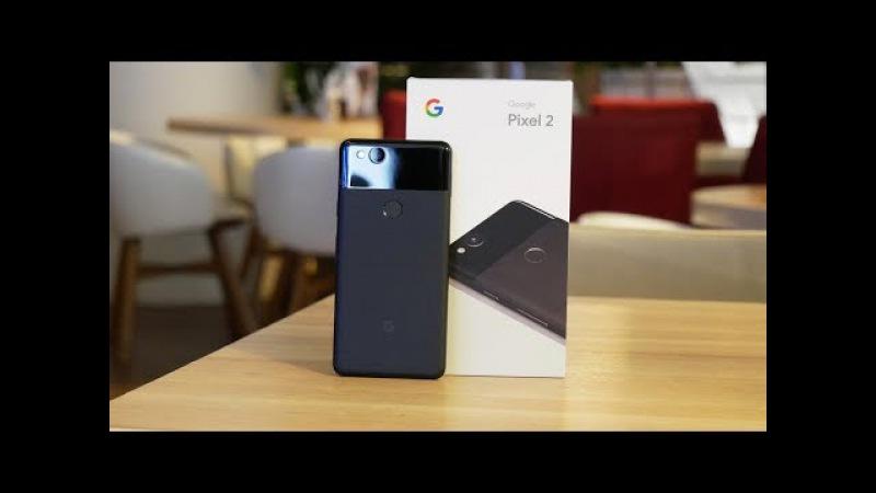 Быстрый обзор   Google Pixel 2