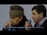 Глава Крыма встретился с активом микрорайонов компактного проживания крымских татар в Евпатории