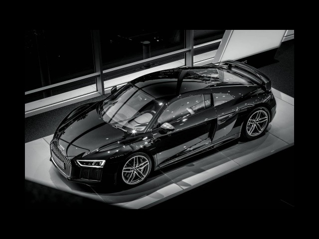 AUDI R8 V10 PLUS WALKAROUND